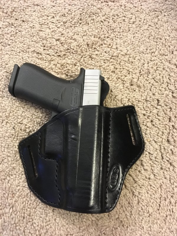 Glock 43 Mags vs Mags for the 43X and 48 | Page 3 | Oklahoma Shooters