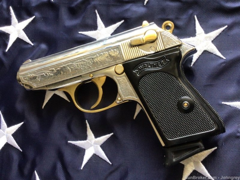 Engraved Gold Plated PPK.jpg