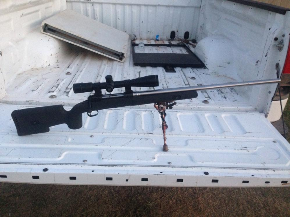New budget long range 6 5-06 build | Oklahoma Shooters