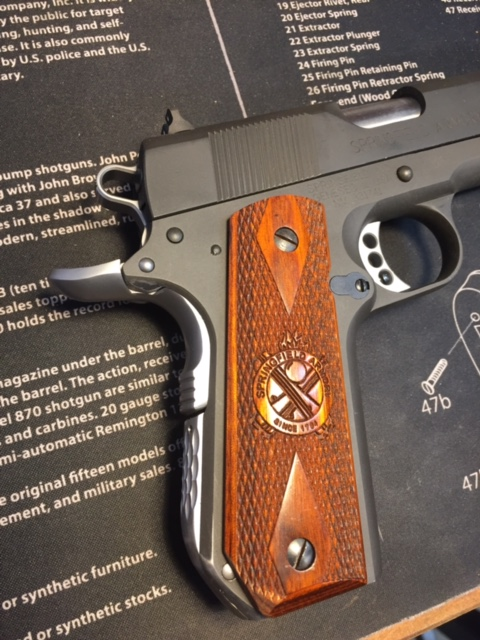 1911 Bobtail housing install with pics | Page 5 | Oklahoma Shooters