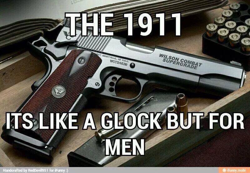 1911, 10mm or  45? - AR15 COM